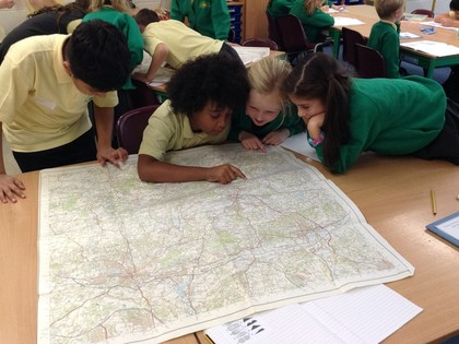 Year 4 T1 Geography