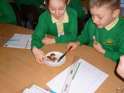 Year 3 T3 Chocolate Bar Apprentice Task