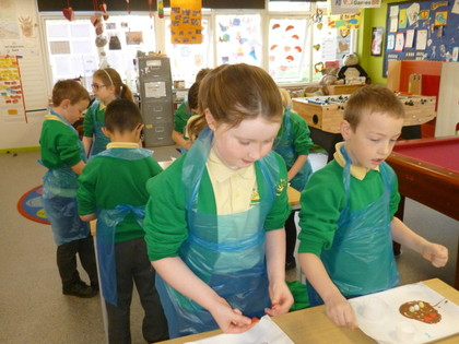 Year 3 T4 Chocolate Workshop