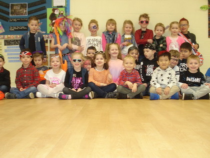 T3 Week 6 - Times Table Rock Stars Day