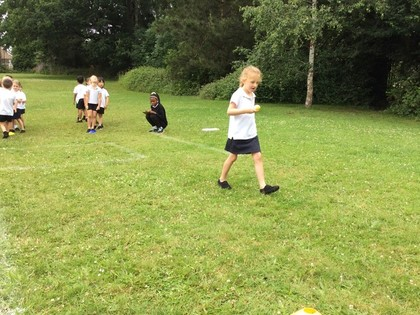 FS T6 Week 4 - Sports Day