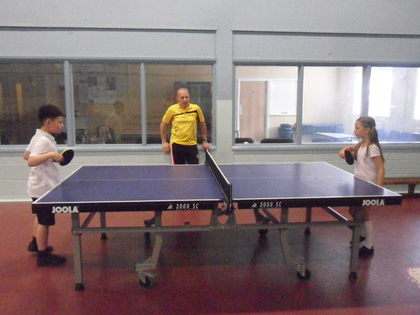 School Event T6 Table Tennis Tournament