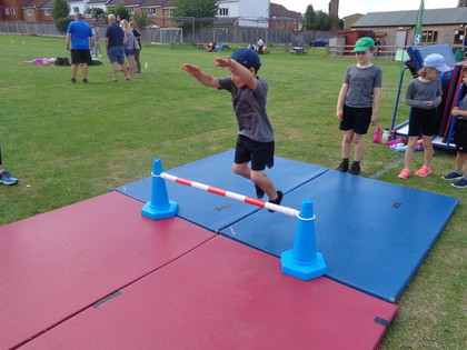 School Event T6 Maidstone Infant Games