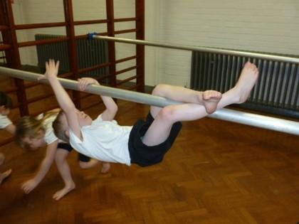 Year 1 T3 Gymnastics