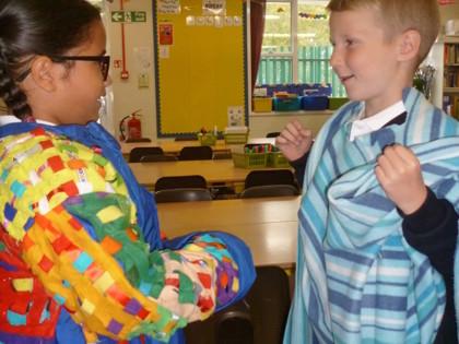 Year 3 T1 Pankhurst - Joseph and his coat