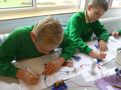 Year 6 T1 Fleming - Circuits Investigation