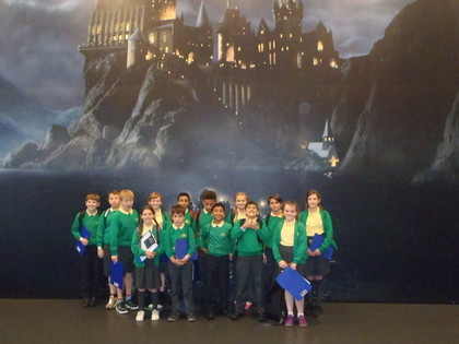Year 5 T1 Austen - Harry Potter World