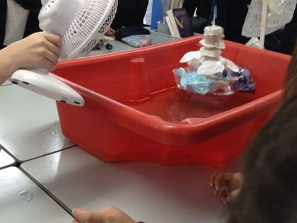 Year 5 T2 Austen - Science Experiment