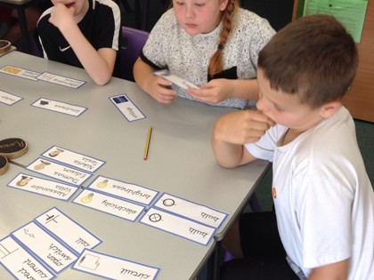 Year 6 T2 Pepys - Science Vocabulary Exploration