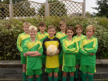 Year 6 T2 - Footballers