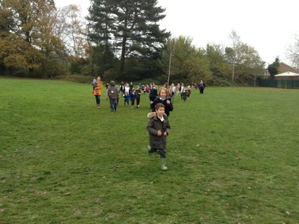 Year 4 T2 8km Fun Run