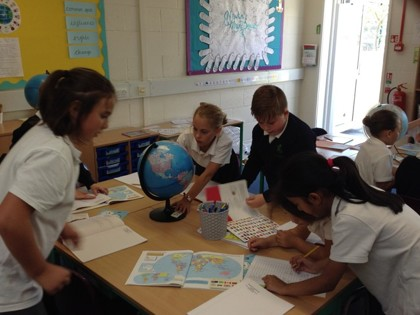 Year 4 T2 Newton - Geography