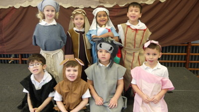 Watch our Reception Nativity play!