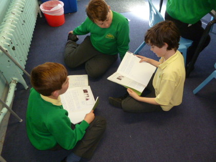 T4 Year 5 - Sharing Published Writing