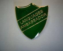 Language Ambassadors Badge