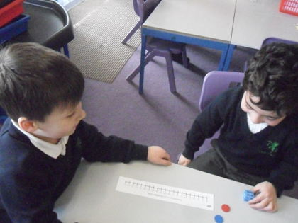 Year 1 T3 Holmes - Counting in Multiples of 2