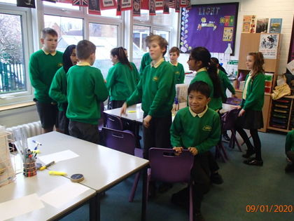 Year 6 T3 - History Allies vs Axis