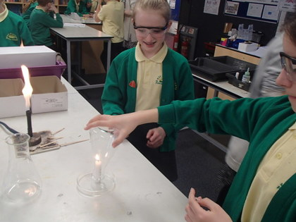 Year 6 T4 Pepys - Science Experiments at Invicta