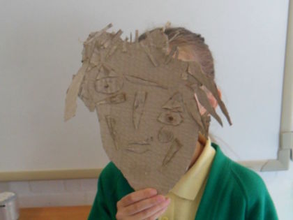 Year 6 T2 Pepys - Art Kimmy Cantrell inspired sculptures