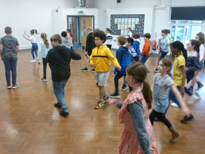 Year 6 T4 Lindy Hop