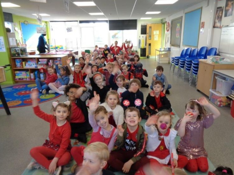 Celebrating Red Nose Day 2021